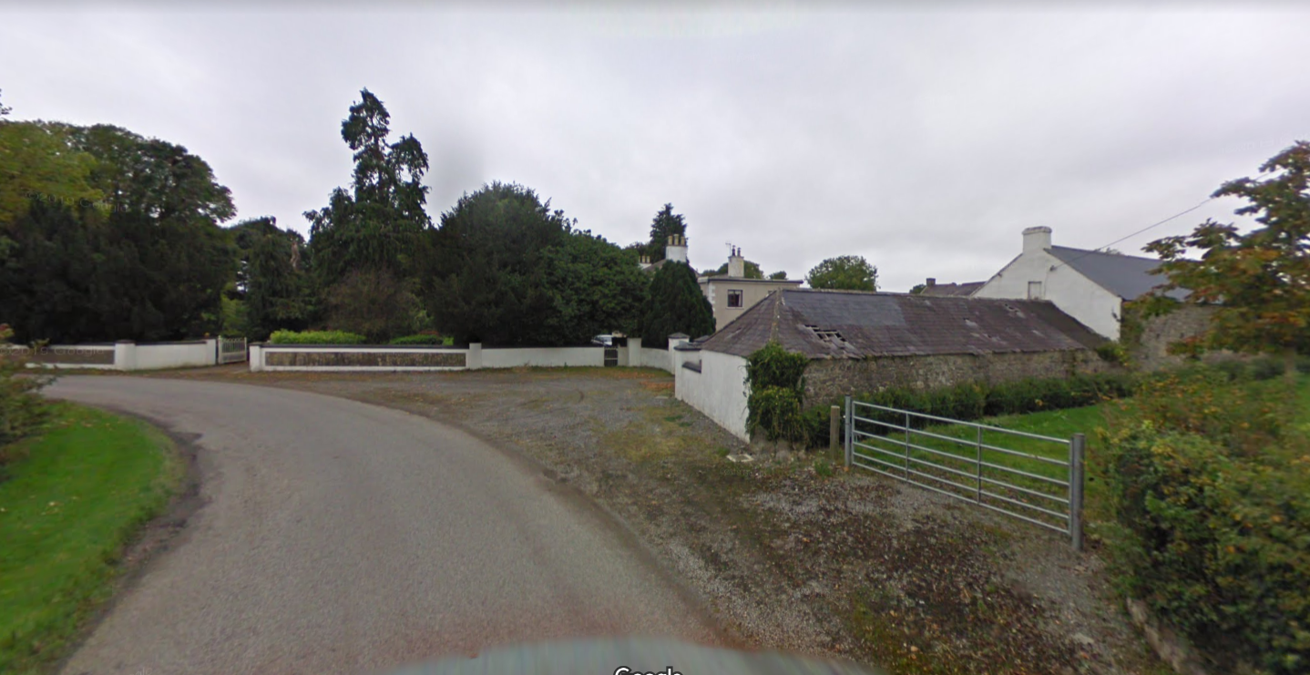 Street view - Kilcavan House