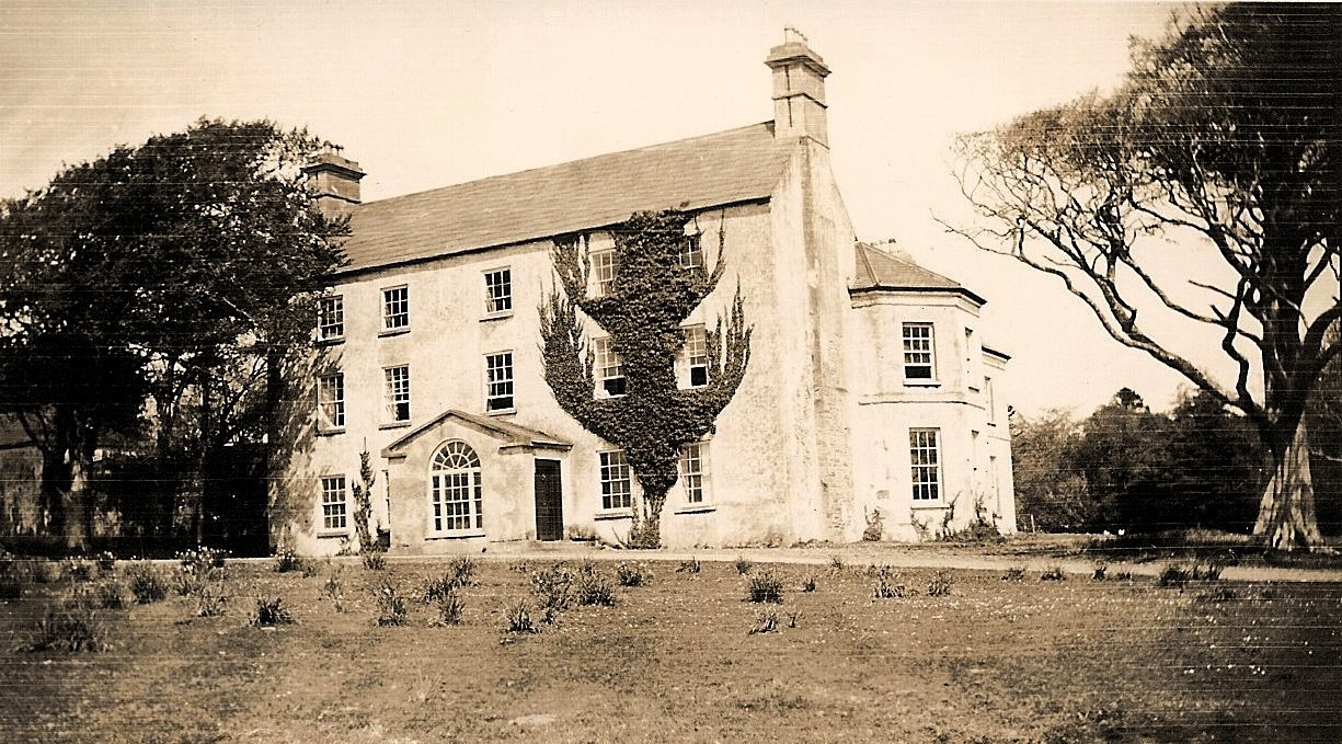 Sallow Glen, near Tarbert, County Kerry. (now demolished)