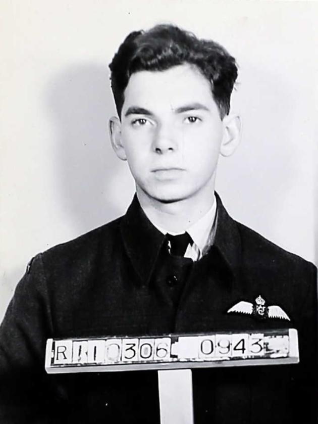 Charles Richard Sandes (1922 - 1943)