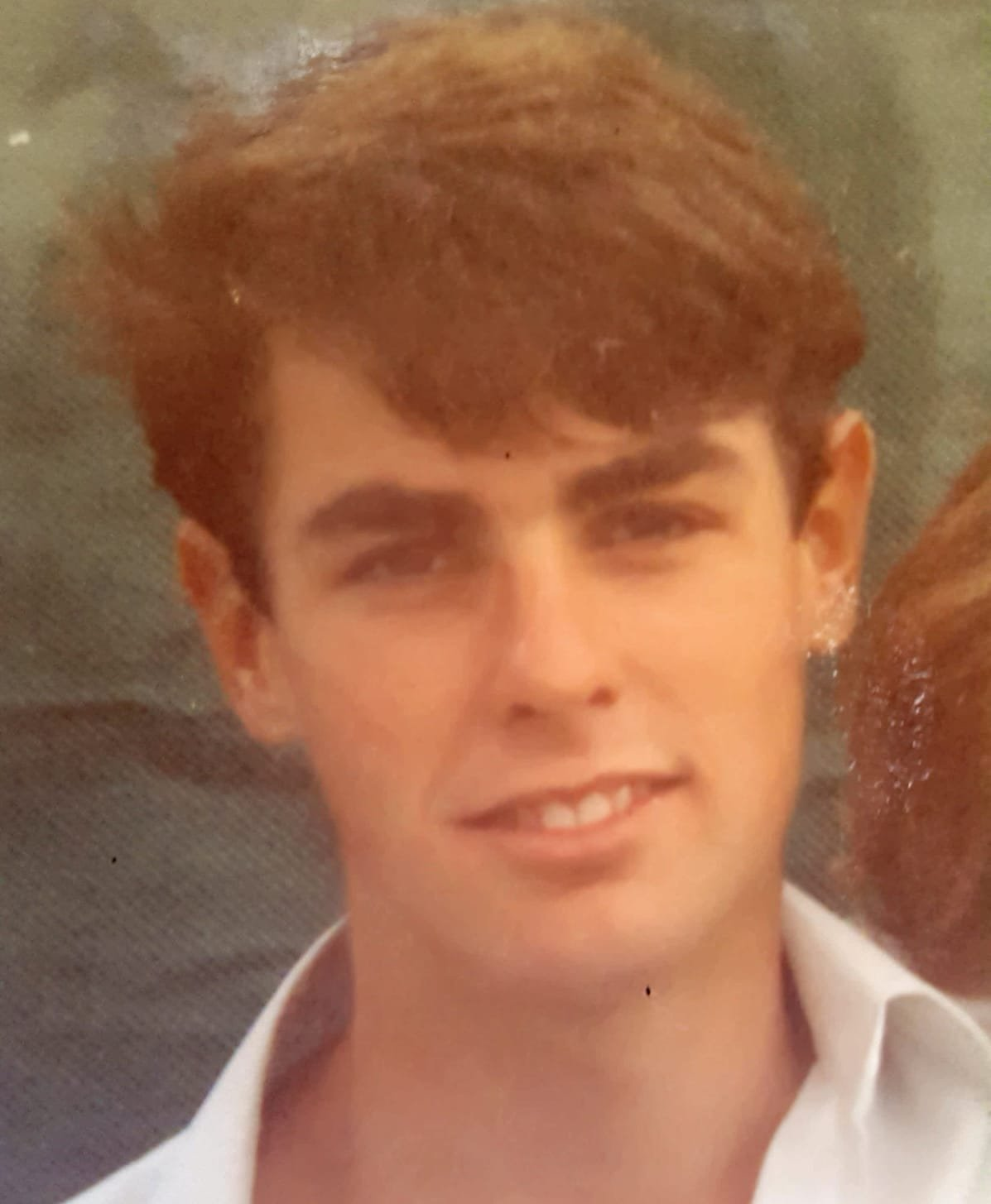 Edward John Sandes (1969 - 1986)