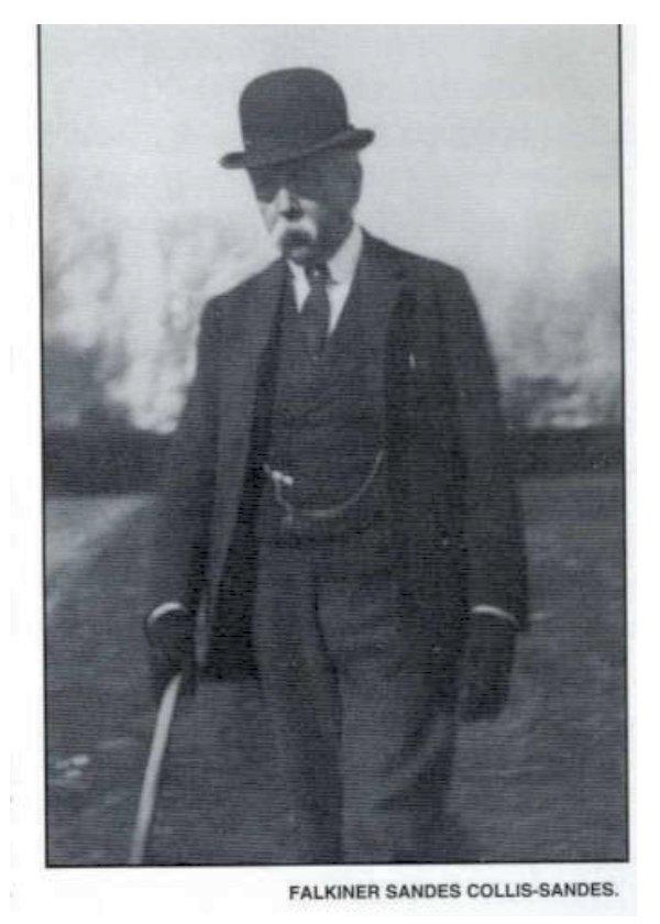 Falkiner Sandes Collis-Sandes (1844 - 1912)