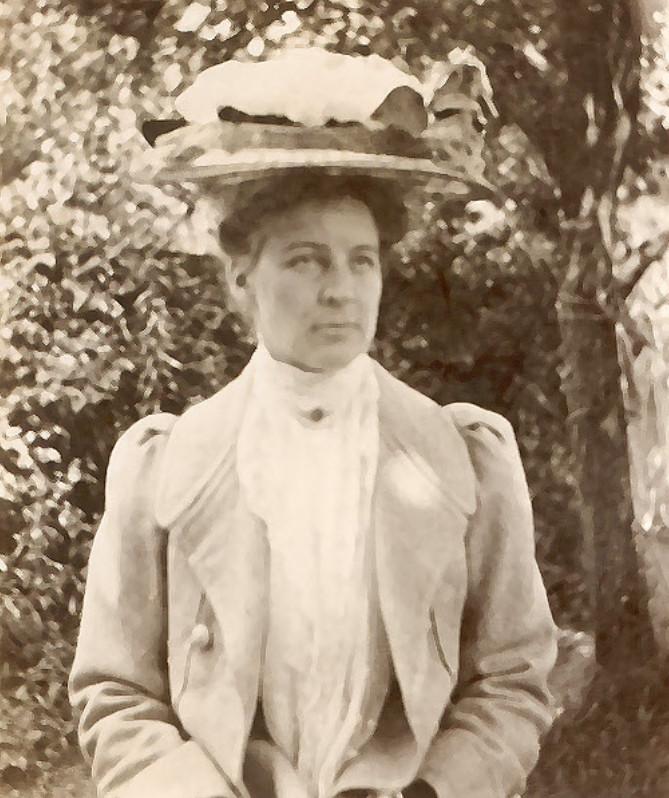 Francis Elizabeth Sandes (1869 - 1953)