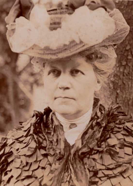 Mary Sandes (1861 - 1954)