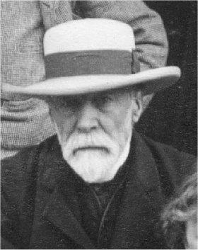 Reverend Samuel Dickson Sandes