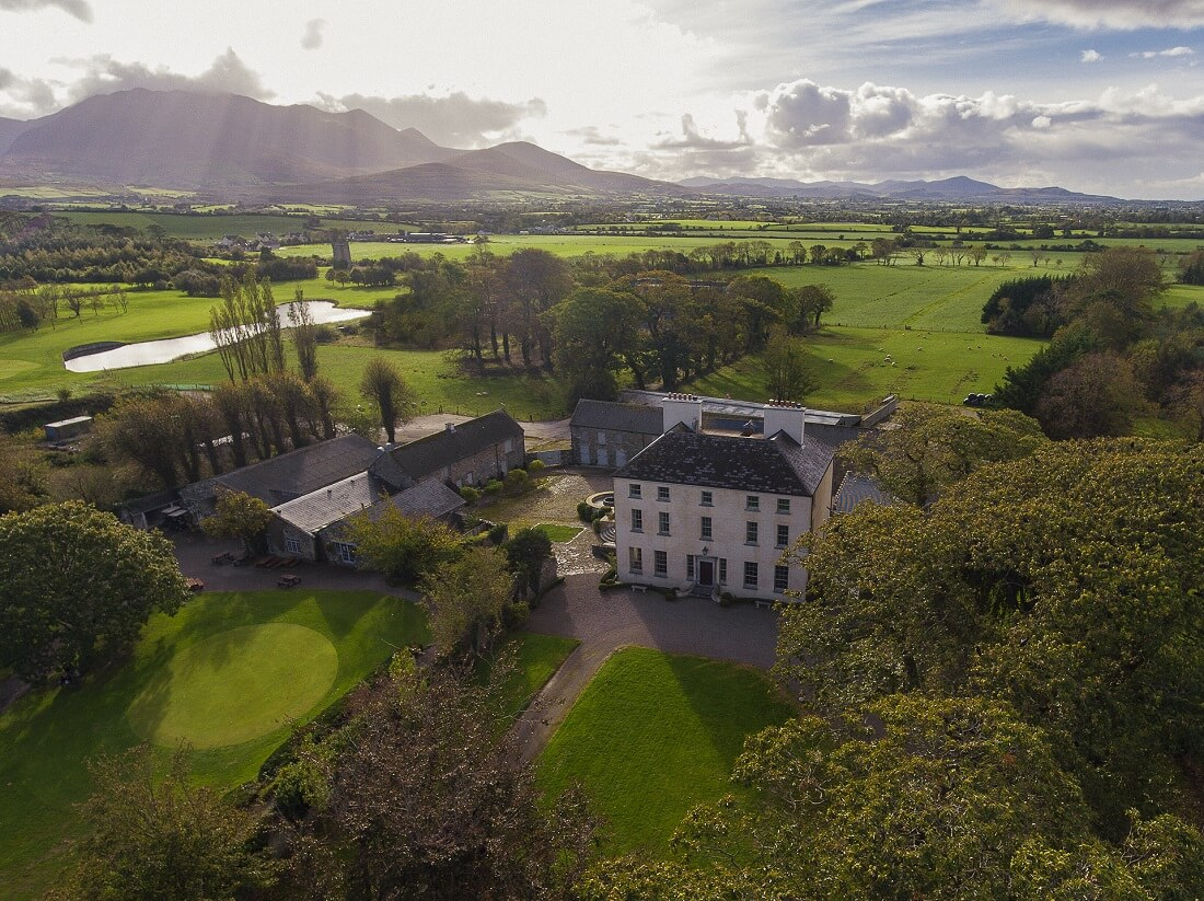 Churchtown House, County Kerry