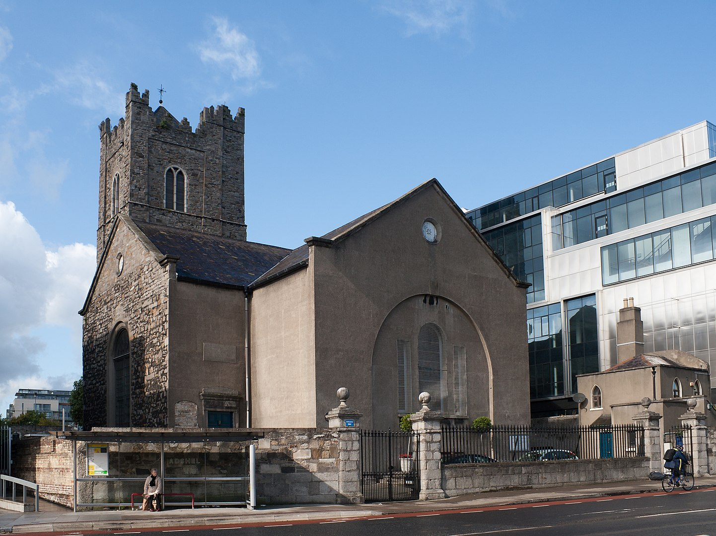 St Michan's Church, Dublin.